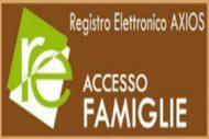 Accesso Registro Elettronico Famiglie